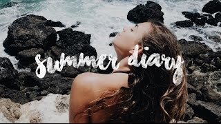 SUMMER ADVENTURE TRAVEL DIARY MAY-JUNE || Natalie-Tasha Thompson