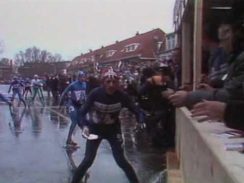 10 Elfstedentocht 1985 Youtube