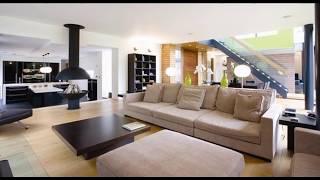 Design de salon de luxe