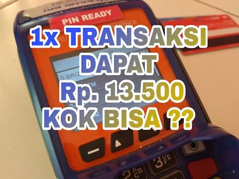 Cara BRILink untung Banyak dari transaksi transfer antar bank