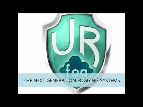 UR Fog - Fogging Machines For Security Systems