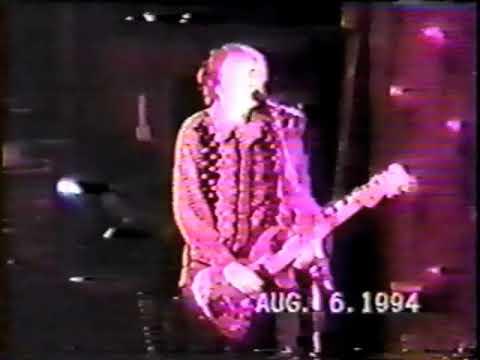 Smashing Pumpkins – Lollapalooza, Randalls Island, NY, August 6, 1994 – Full Show