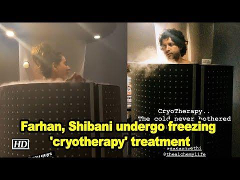Farhan, Shibani undergo freezing 'cryotherapy' treatment Mp3