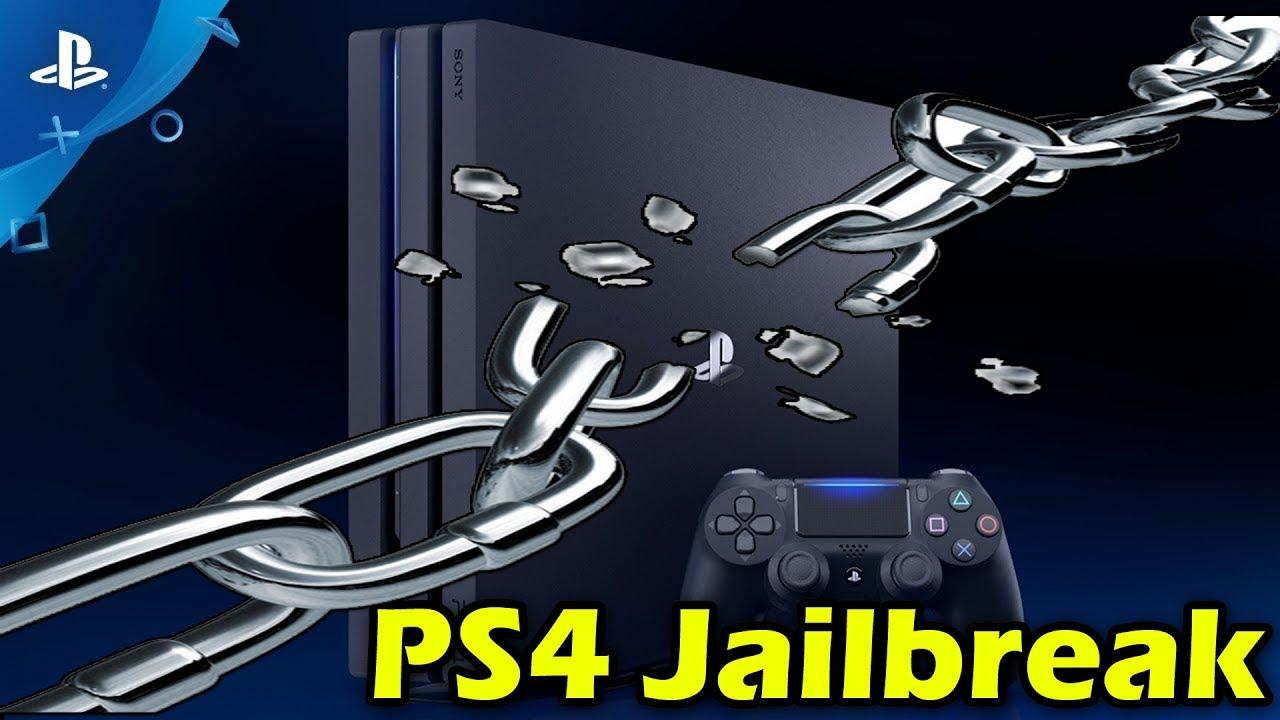 Can you jailbreak ps4 slim