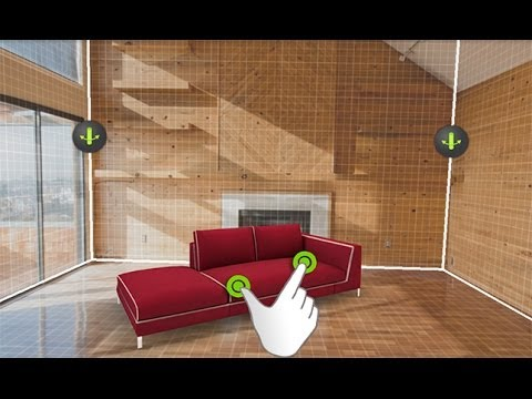 Homestyler Interior Design For Android : Download best 3D editor - YouTube