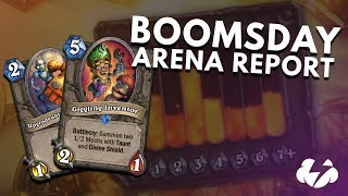 Boomsday Arena Meta Report | Hearthstone | [The Boomsday Project]