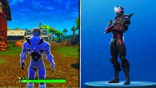 Omega & Carbide UPGRADED SKINS FOOTAGE LEAKED! - Fortnite Battle Royale Skin Upgrades LEAKED