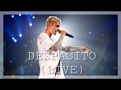 Luis Fonsi, Daddy Yankee - Despacito ft. Justin Bieber (Purpose Tour Live)