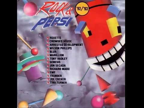 Rock Pepsi 92/93