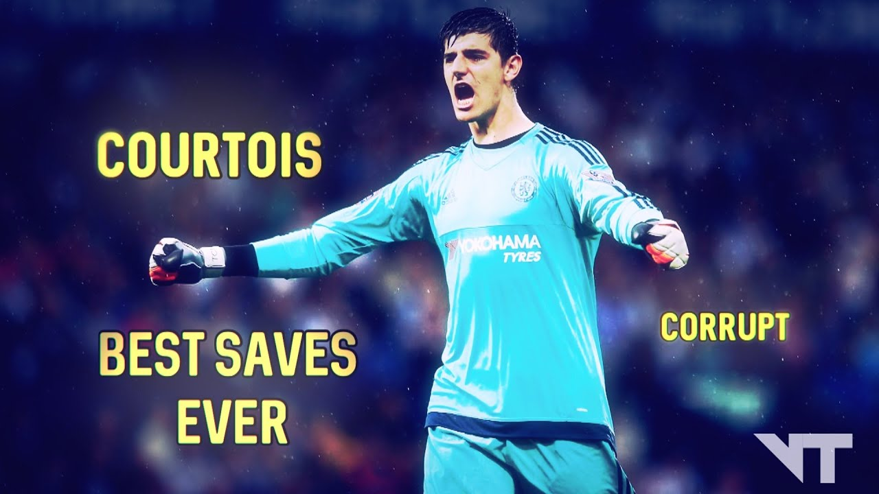 Thibaut Courtois Best Saves Ever At Chelsea And Atlético