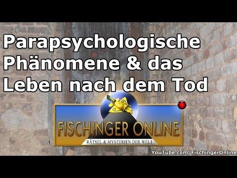 Parapsychologische Phänomene, Spuk & das Leben nach dem Tod (Interview)