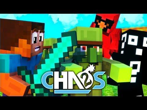 Ein HUNGRIGER TROLL! - Minecraft Chaos 2 #09