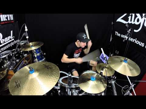 The Feast & The Famine - Drum Cover - Foo Fighters - ZBT/ZHT Series
