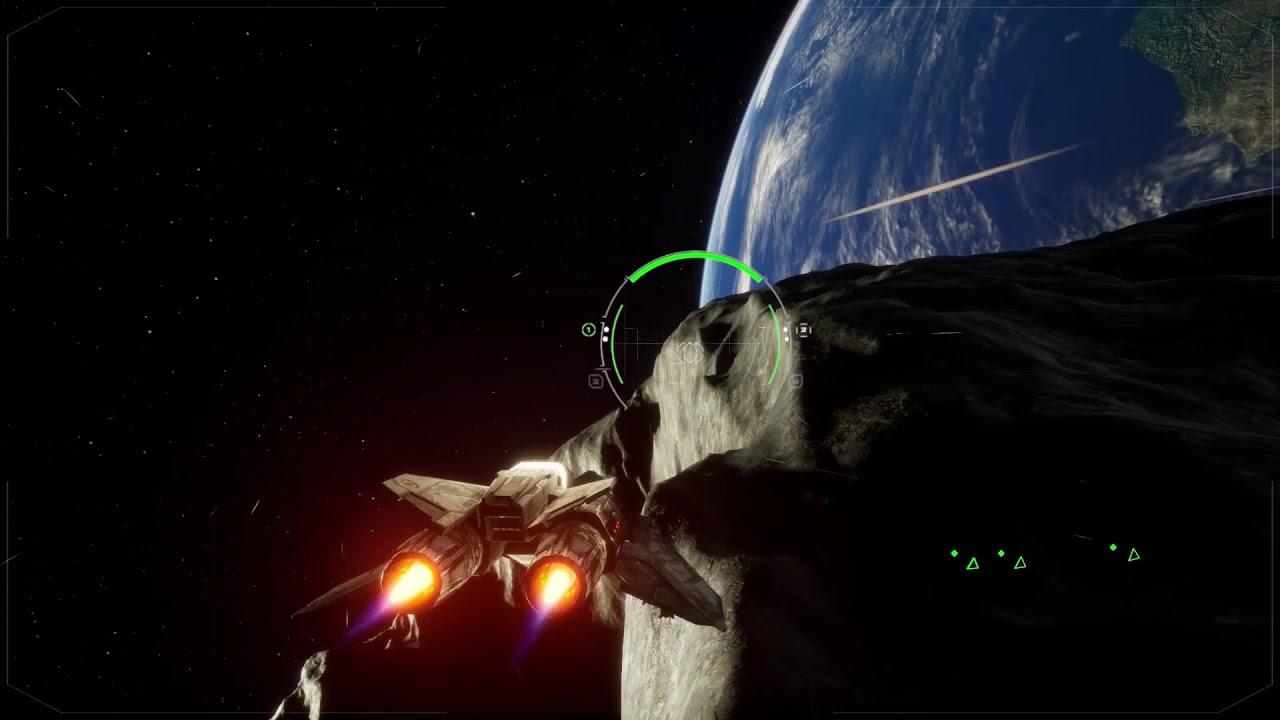 Dev Update – New Ship HUD – Solar Warden