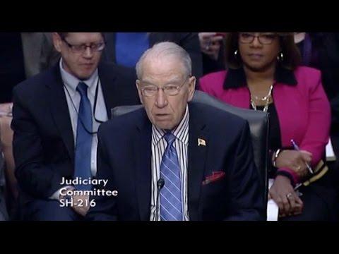 Senate Judiciary Approves Gorsuch-Full Debate And Vote