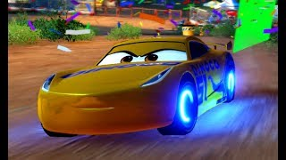 Cars 3 Driven to Win Cruz Ramirez Pro Racing