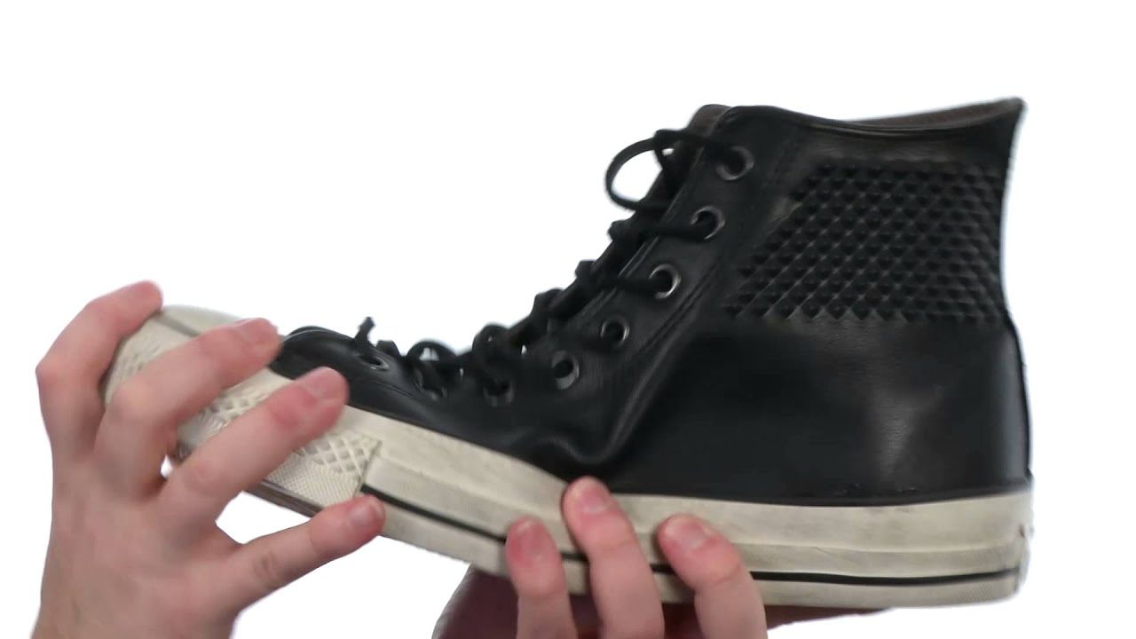 59553985c16f4 ... new style converse by john varvatos chuck taylor all star embossed  studded sku8389388 youtube 5b395 c5710