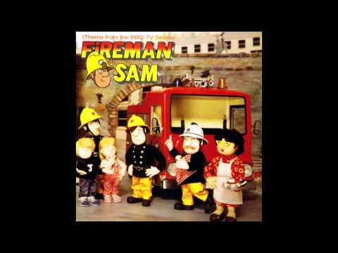 Fireman Sam (Theme from the BBC-TV Series) Side One - Fireman Sam