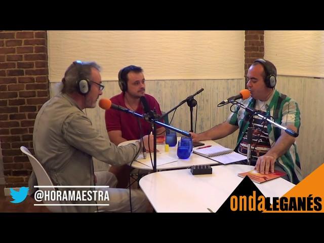 Rubén Hernandez en Once Once La Hora Maestra 1x03