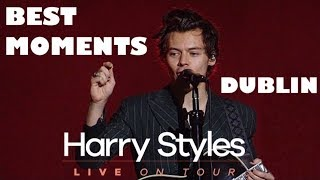HARRY STYLES HIGHLIGHTS FROM THE DUBLIN SHOW 2018