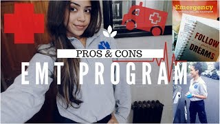 PROS & CONS OF EMT