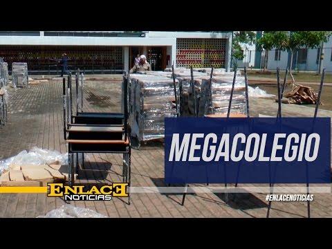 Megacolegio Abre Sus Puertas El Lunes