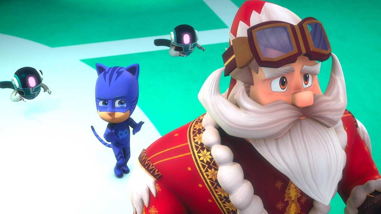 Download 🎄 PJ Masks Save Christmas 🎄 Christmas Special Full Episodes   PJ Masks Official