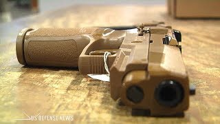 Here's What Soldiers Think of the U.S. Army's Brand New Handgun thumbnail