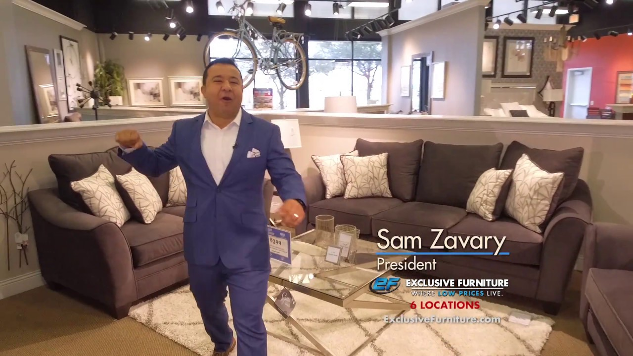 Exclusive Furniture Store Houston Youtube