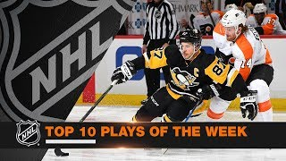 Top 10 Plays from Week 25