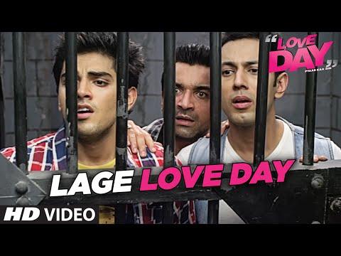 LAGE LOVE DAY Video Song | LOVE DAY - PYAAR KAA DIN | Ajaz Khan | Sahil Anand | Harsh Naagar