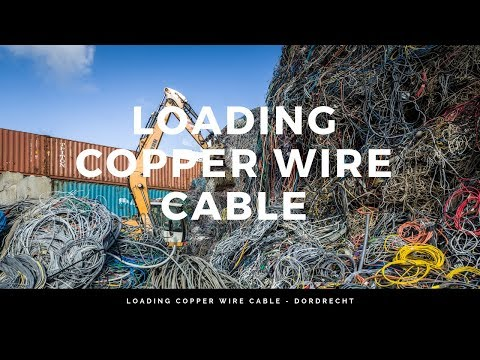 Loading Copper Wire Cable