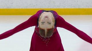 Александра Трусова Короткая программа Женщины Сызрань Кубок России по фигурному катанию 2021 22