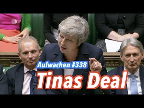 Aufwachen #338: Brexit-Chaos, 5G, LKW-Fahrerausbeutung