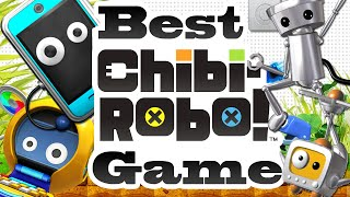 Community Choice: Best Chibi-Robo! Game