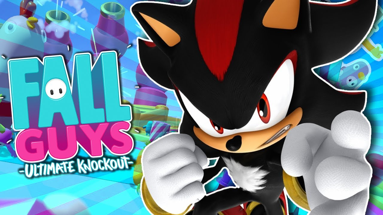 Shadow Plays FALL GUYS LIVE STREAM! With Infinite & Fleetway!