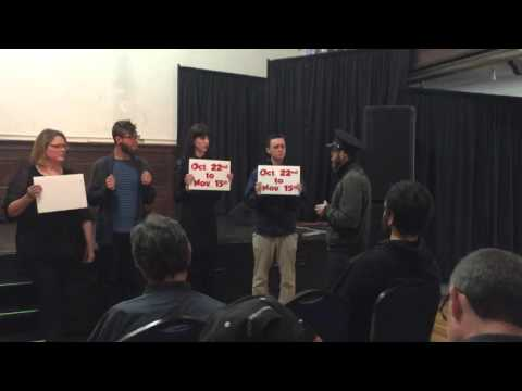 Know Your Rights Training November 2015 - Role Play