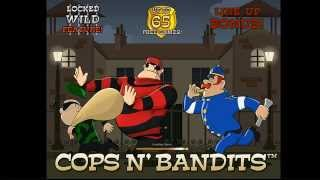 Cops and Robbers - Casino Game Trailer