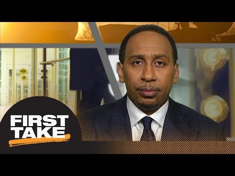 Stephen A.: Lonzo Ball's diss track to Kyle Kuzma 'exposes childish tendencies' | First Take | ESPN