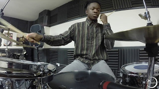 morgan simpson blessings   chance the rapper drum cover