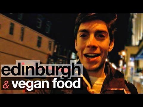 edinburgh & vegan food | david prater