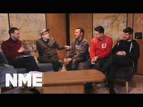 Fall Out Boy on 'M A N IA' and their evolution from pop punk