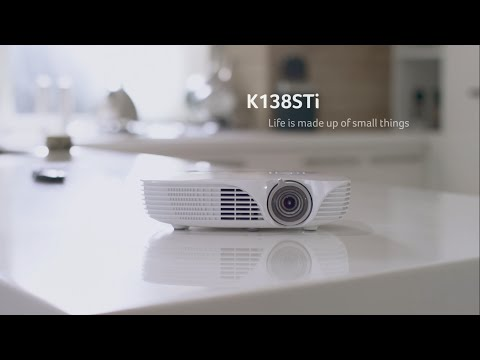 Acer | K138STi - Portable short-throw LED projector