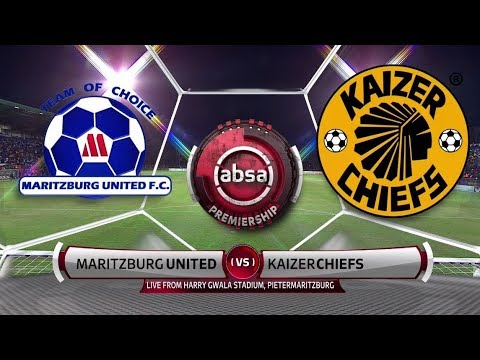 Absa Premiership 2018/19 | Maritzburg United vs Kaizer Chiefs