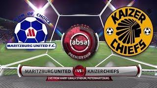 Absa Premiership 2018/19 | Maritzburg United vs Kaizer Chiefs