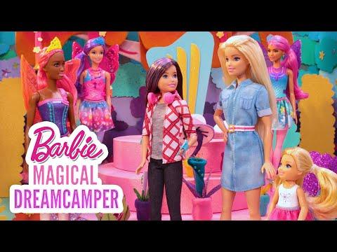 rainbow-fairy-music-garden-🌈🎶🌱-|-barbie-magical-dreamcamper-episode-1-|-@barbie