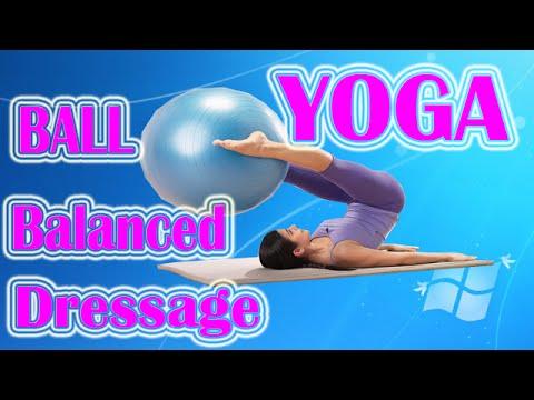 Origens do YoGa | YoGa Ball Balanced Dressage | YoGa 2015