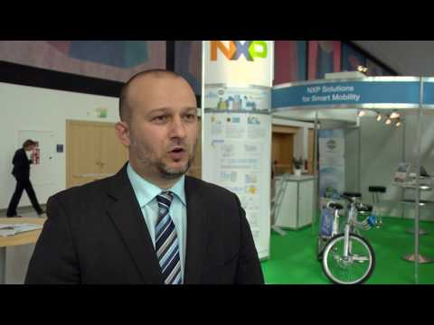 Mahdi Mekic (NXP) on smart cities