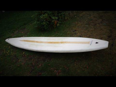 EstBoard #1 SUP board DIY