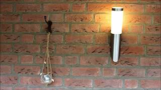 Zeitschaltuhr im Lichtschalter mit Installation - NewWonder555